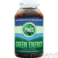 Green Energy 260 caps PINES