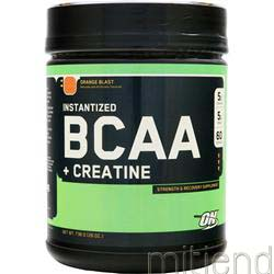 Instantized BCAA & Creatine Orange 738 gr OPTIMUM NUTRITION