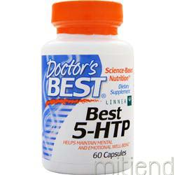 Best 5-HTP 60 caps DOCTOR'S BEST