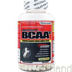 BCAAs 180 caps GERMAN AMERICAN TECHNOLOGIES