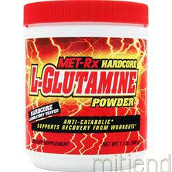 L-Glutamine Powder 500 gr MET-RX