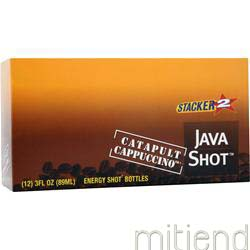 Stacker 2 Java Shot Catapult Cappuccino 12 bttls NVE PHARMACEUTICALS
