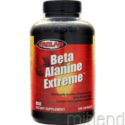 Beta Alanine Extreme 240 caps PROLAB NUTRITION