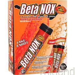 Beta NOX Berry Lemonade 12 unit IDS