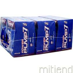 Power Pump 7 Drink Grape 24 bttls VPX SPORTS