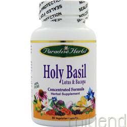 Holy Basil 60 caps PARADISE HERBS