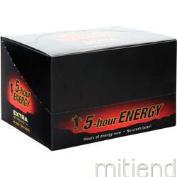 5-Hour Energy Extra Strength Grape 12 bttls 5 HOUR ENERGY