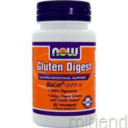 Gluten Digest 60 caps NOW