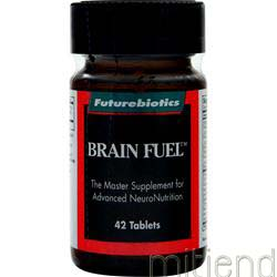 Brain Fuel 42 tabs FUTUREBIOTICS