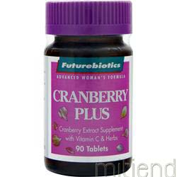 Cranberry Plus 90 tabs FUTUREBIOTICS