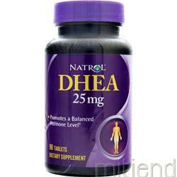 DHEA 25 mg 90 tabs NATROL