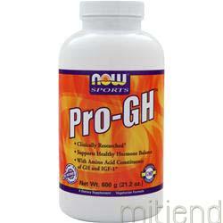 Pro-GH 600 gr NOW