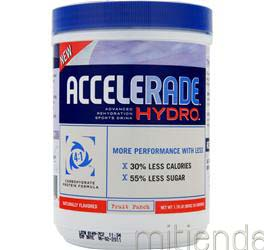 Accelerade Hydro Fruit Punch 1 76 lbs PACIFIC HEALTH