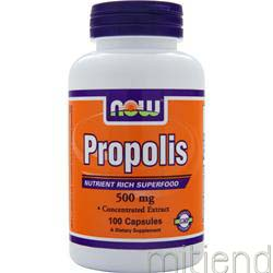 Propolis 500mg 100 caps NOW