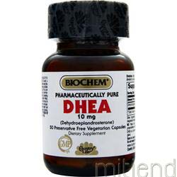 DHEA 10mg 50 caps BIOCHEM