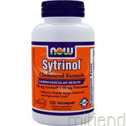 Sytrinol 150mg 120 caps NOW
