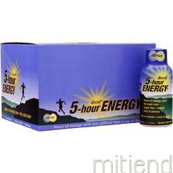 5-Hour Energy - Decaf Citrus 12 bttls 5 HOUR ENERGY
