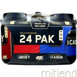 24 Hour Pak Vanilla Variety 1 kit OPTIMUM NUTRITION