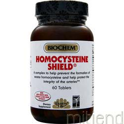 Homocysteine Shield 60 tabs BIOCHEM