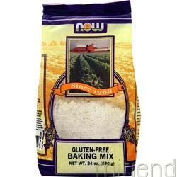 Gluten-Free Baking Mix 24 oz NOW