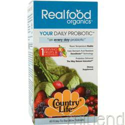 Your Daily Probiotic 60 tabs COUNTRY LIFE