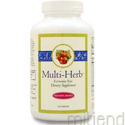 Multi-Herb 275 tabs NATURE'S SECRET