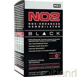 NO2 Black 180 cplts MRI