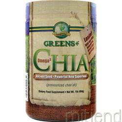Omega 3 Chia Ancient Seed GREENS PLUS