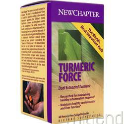 Turmeric Force 60 sgels NEW CHAPTER