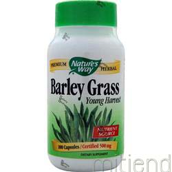 Barley Grass 100 caps NATURE'S WAY