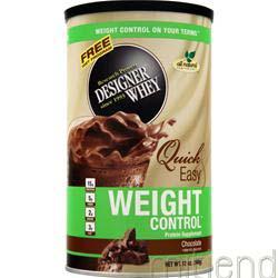 Designer Whey Weight Control French Vanilla 12 oz DESIGNER WHEY