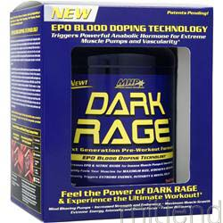 Dark Rage Fruit Punch 2 lbs MHP