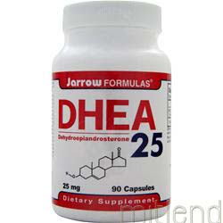 DHEA 25mg 90 caps JARROW