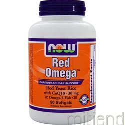 Red Omega 90 sgels NOW