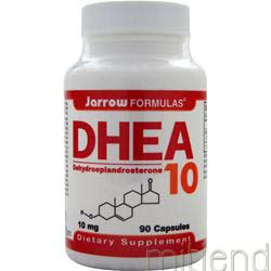 DHEA 10mg 90 caps JARROW