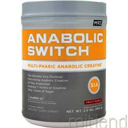 Anabolic Switch Fruit Punch 2 lbs MRI