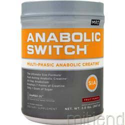 Anabolic Switch Fruit Punch 2 lbs MRI