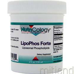 LipoPhos Forte 4 fl oz NUTRICOLOGY