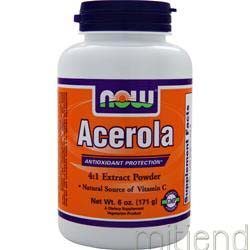 Acerola 6 oz NOW