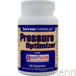Pressure Optimizer 60 caps JARROW