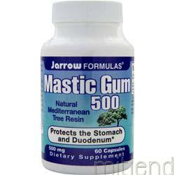 Mastic Gum 500 60 caps JARROW