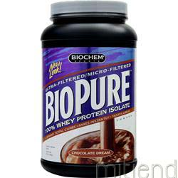 Biopure Chocolate Dream 2 lbs BIOCHEM