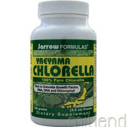 Yaeyama Chlorella Powder 100 gr JARROW