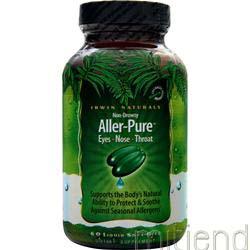 Aller-Pure 60 sgels IRWIN NATURALS