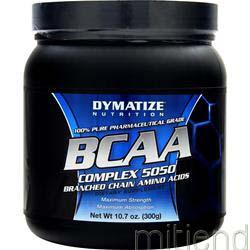 BCAA Complex 5050 10 7 oz DYMATIZE NUTRITION