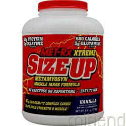 Extreme Size-Up Vanilla 6 lbs MET-RX