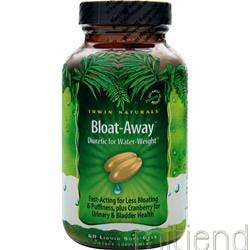 Bloat-Away 60 sgels IRWIN NATURALS