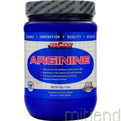 Arginine 400 gr ALLMAX NUTRITION