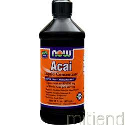 Acai liquid concentrate 16 fl oz NOW