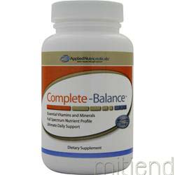 Complete-Balance 60 caps APPLIED NUTRICEUTICALS